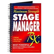 Stage Manager RX Journal