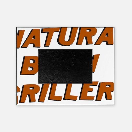 Natural Born Griller Dexter Picture Frame