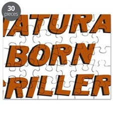 Natural Born Griller Dexter Puzzle