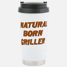 Natural Born Griller Dexter Travel Mug