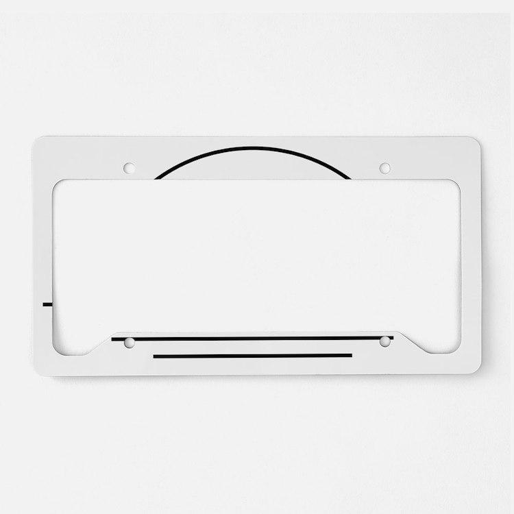 Easy2 License Plate Holder