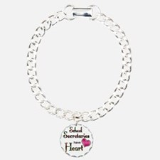 Teachers Have Heart scho Charm Bracelet, One Charm