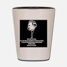 Nietzsche-art-1-BUT Shot Glass