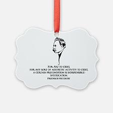 Nietzsche-art-1-LTT Ornament