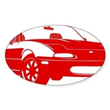 NA red Decal