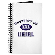 My heart belongs to uriel Journal