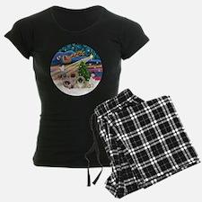 Xmas Magic - Pekingese (Thre Pajamas