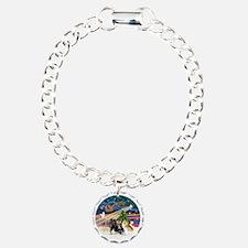 Xmas Magic - Pomeranians Bracelet