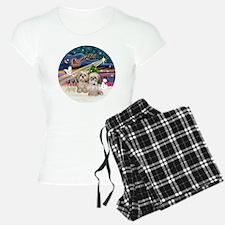 Xmas Magic - Shih Tzu (TWO  Pajamas