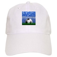 Soccer Goal and success Hat