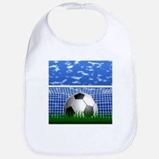 Soccer Goal and success Bib
