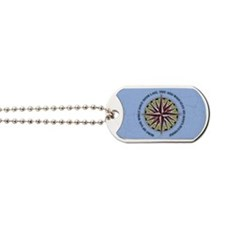 compass-rose3-OV Dog Tags