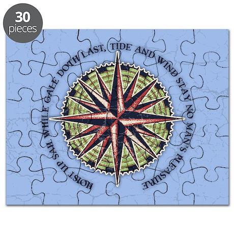 compass-rose3-OV Puzzle