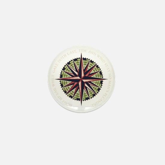 compass-rose3-DKT Mini Button