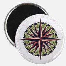 compass-rose3-DKT Magnet