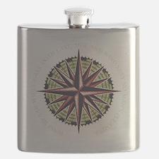 compass-rose3-DKT Flask