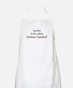 Sinister Handed BBQ Apron