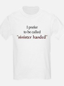 Sinister Handed T-Shirt