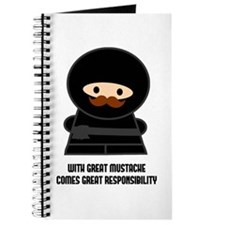 Great Responsibility Ninja Journal