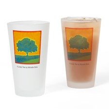 2x3Magnet_A Lovely Tree Drinking Glass