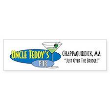 Uncle Teddy's Pub Bumper Bumper Sticker