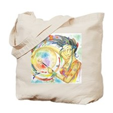 Drumming in Spirit Tote Bag