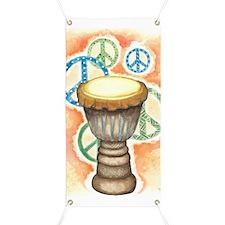 Peace Through Music Banner