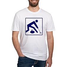 Curling Logo Shirt