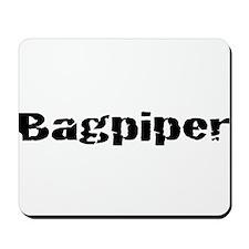 Bagpiper (Hardcore) Mousepad
