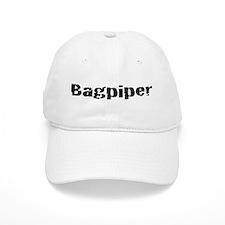 Bagpiper (Hardcore) Baseball Cap