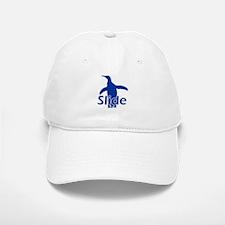 Slide Baseball Baseball Cap