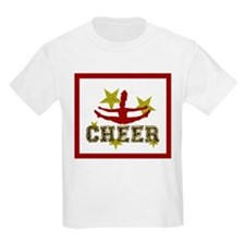 cheer blanket gold1 T-Shirt