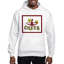 cheer blanket gold1 Hoodie