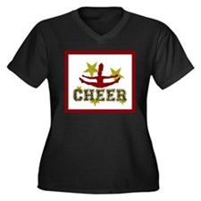 cheer blanket gold1 Plus Size T-Shirt