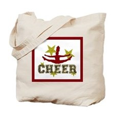 cheer blanket gold1 Tote Bag
