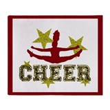 Gymnastics blanket Fleece Blankets