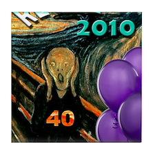 comic402 Tile Coaster