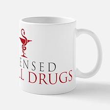 licensed Mug