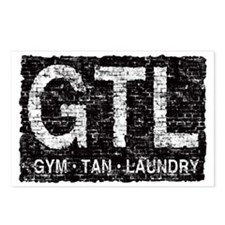GTL Postcards (Package of 8)