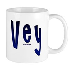 Oy Vey flat Mug