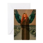 #50 Angel : Greeting Cards (Pk of 10)