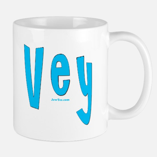 2-Oy Vey flat Mug