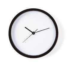 Frunk Wall Clock
