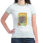 Pi-o-matic Jr. Ringer T-Shirt