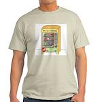 Pi-o-matic Ash Grey T-Shirt