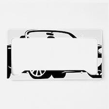 NC2 black License Plate Holder