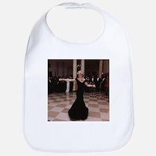 Princess Diana Dancing Bib