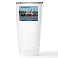 CalendarCover-2 Travel Coffee Mug