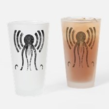 hp-podcast-logo-washout-black Drinking Glass