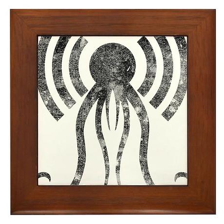 hp-podcast-logo-washout-black Framed Tile